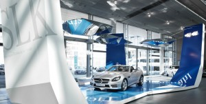 Mercedes-Benz Cabriolet SLK