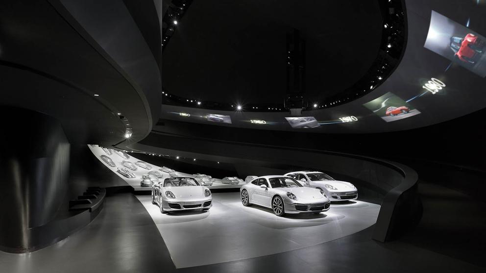 Porsche-Pavillon, Autostadt Wolfsburg