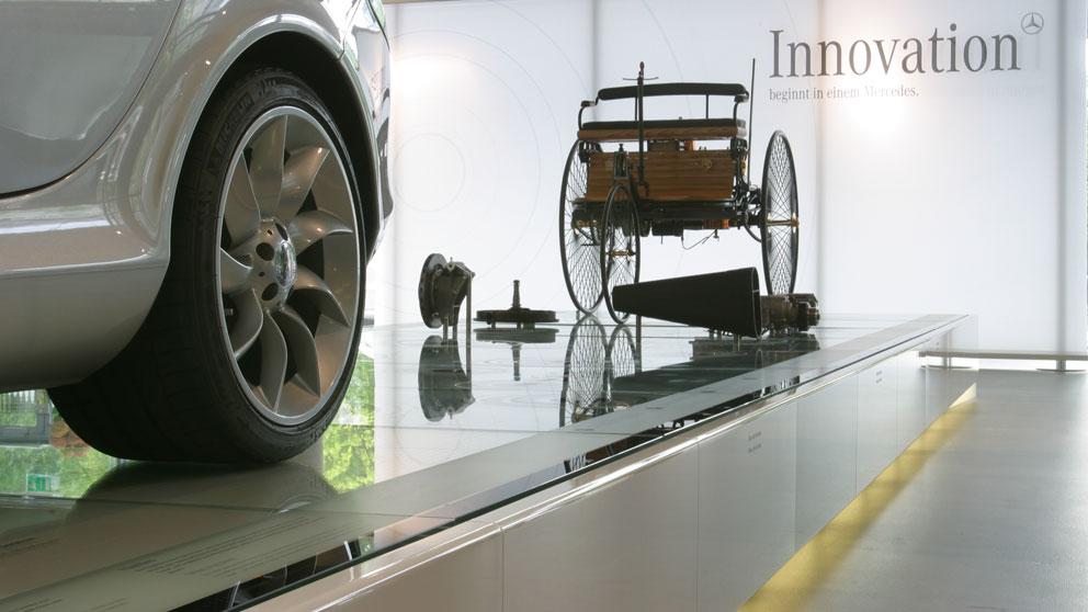 Mercedes Benz Innovation Jangled Nerves