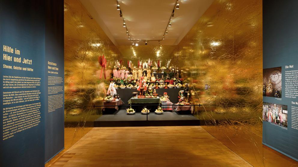 Linden-Museum Myanmar