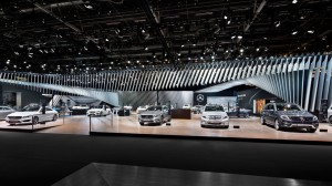 The Paris Motor Show 2014