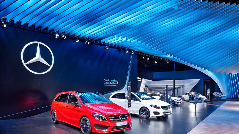 Mercedes-Benz Paris 2014