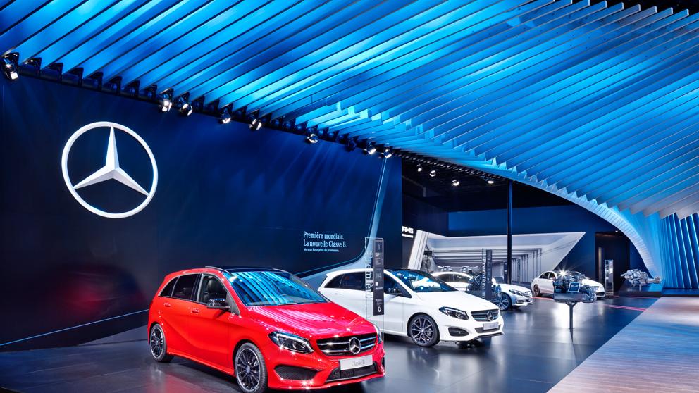 Mercedes-Benz Paris 2014