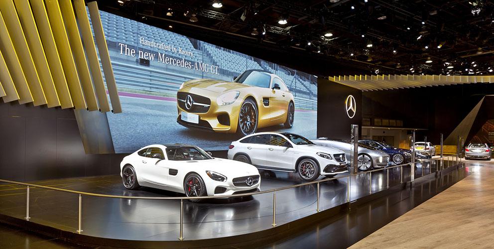 Mercedes-Benz Detroit Auto Show 2015