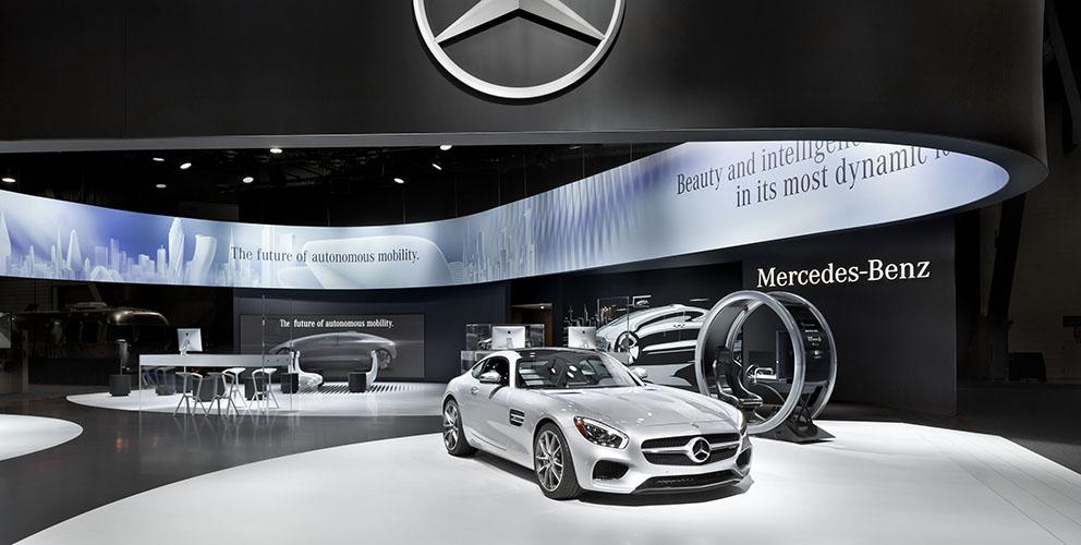 Mercedes-Benz CES 2015