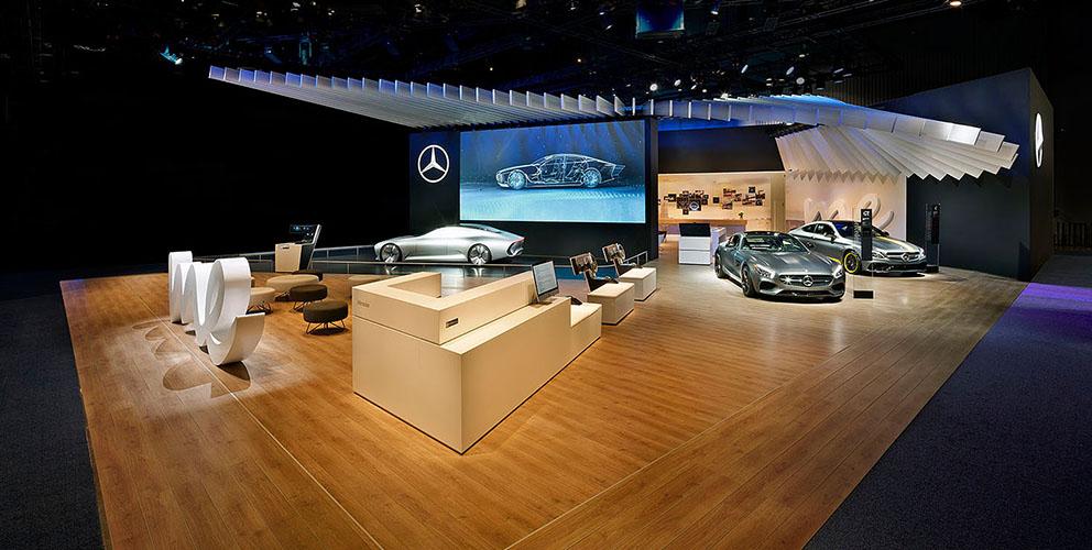 Mercedes-Benz CES 2016