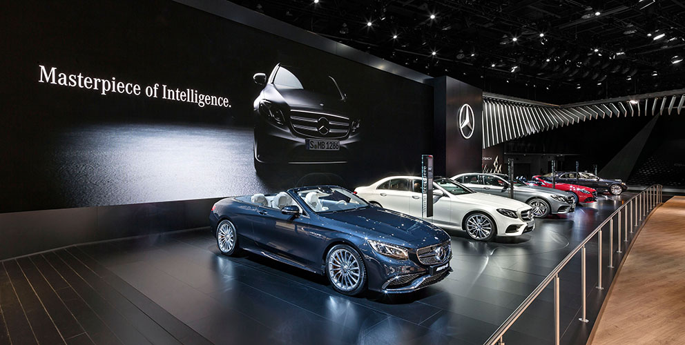 Mercedes-Benz Detroit 2016