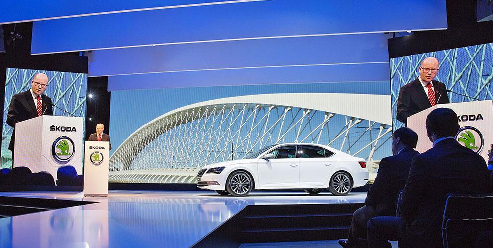 VW & Škoda – 25 years