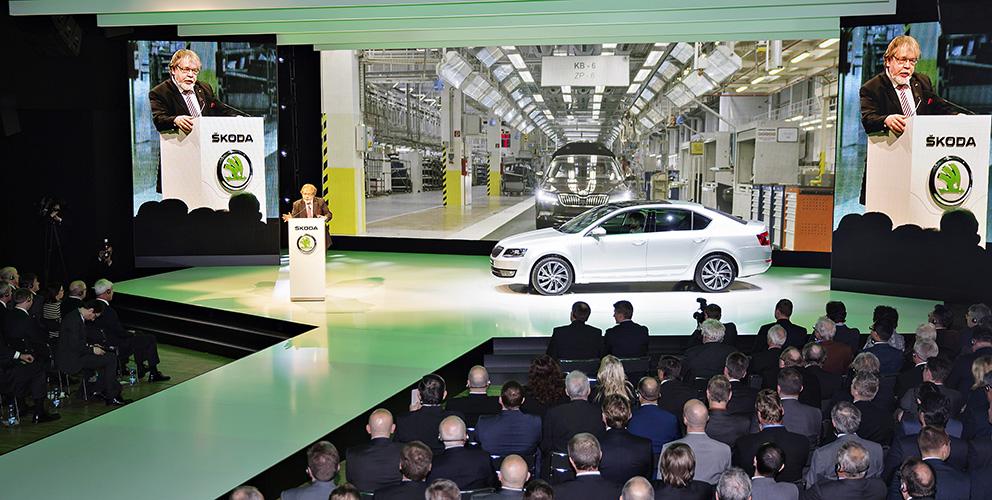VW & Škoda - 25 Years