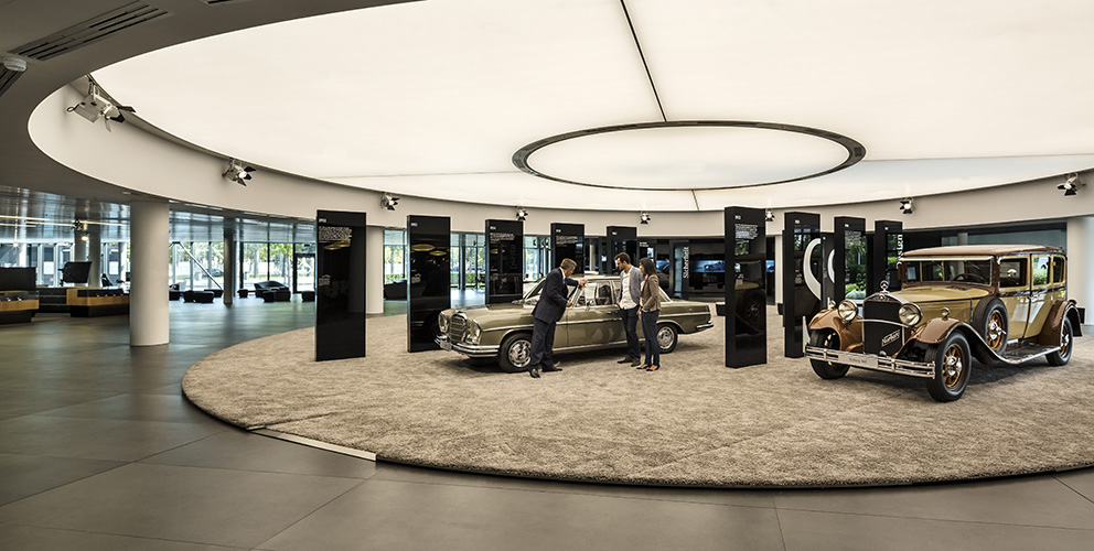 Mercedes-Benz Customer Centre Sindelfingen