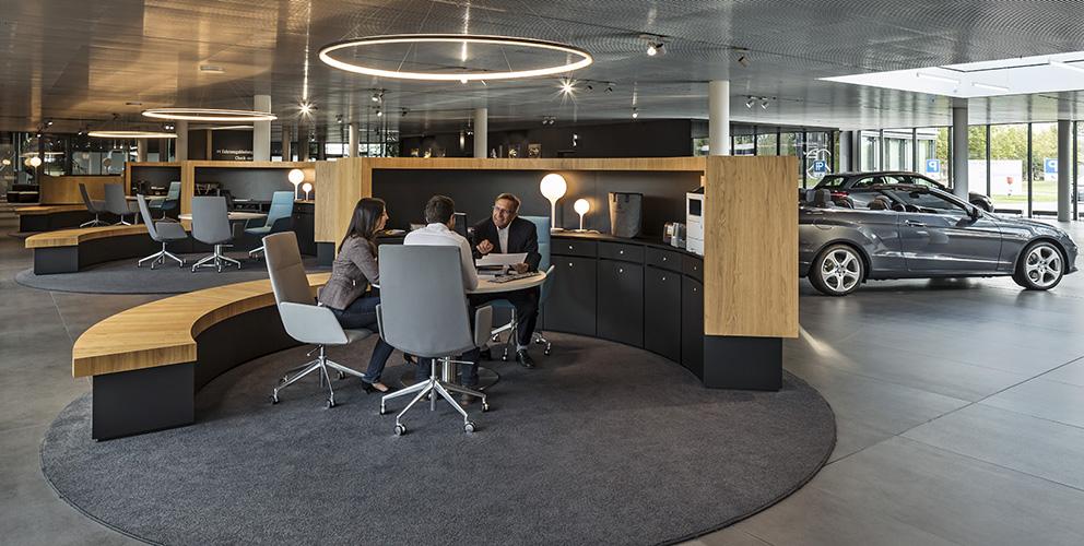 Mercedes-Benz Customer Centre Sindelfingen
