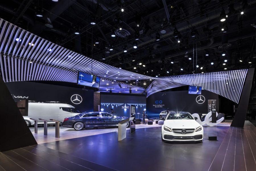 Mercedes-Benz CES 2017