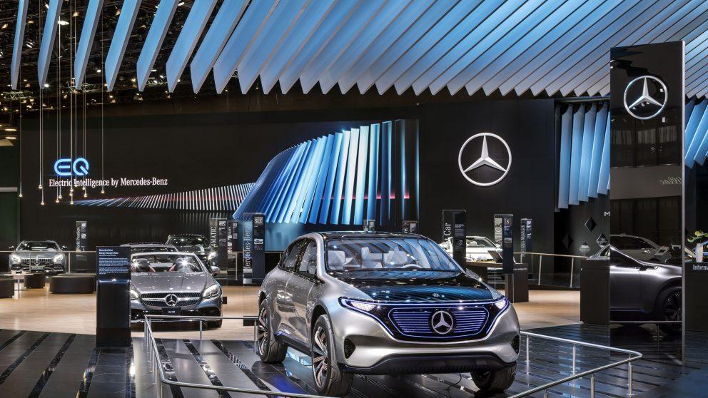 Mercedes-Benz Detroit 2017