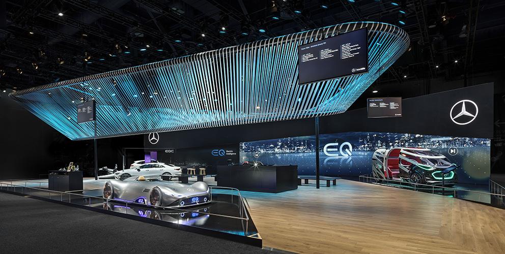 Mercedes-Benz CES Las Vegas 2019