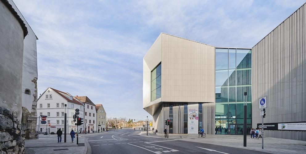 Haus der Bayerischen Geschichte, Regensburg